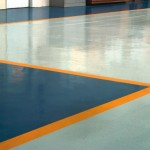 Skydrol/Aviation Fuel Resistant Epoxy Coating